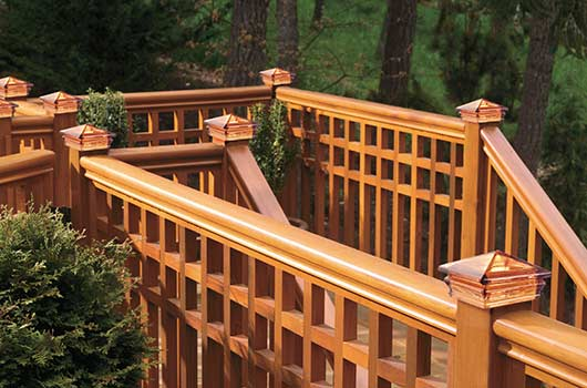 Wood Deck Accessories - Selectwood
